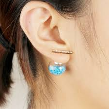 studs for ears 48 best trendy ear studs ear cuff images on stud