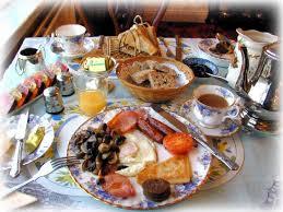 cuisine irlandaise traditionnelle petit déjeuner français vs irlandais francais dublin