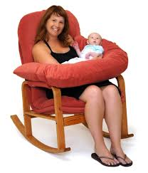 Eames Rocking Chair For Nursing Sereno Nursing Glider Maternity Rocking Chair Reviews Rocking