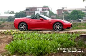 Ferrari California Green - ferrari california products by revozport