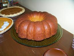 the ferrell boys and me fall comfort pumpkin pound cake
