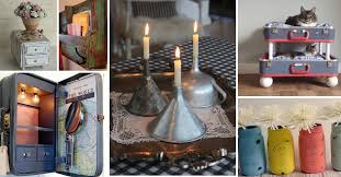 25 easy to make diy vintage decor ideas diy projects