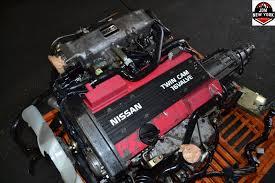 jdm nissan silvia s13 nissan silvia s13 240sx 180sx 1 8l turbo engine auto trans ecu maf