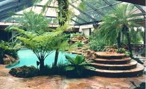 pool tropical landscaping ideas interior design