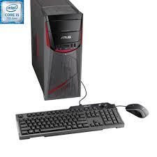 Best Buy Desk Top Asus G11 Gaming Pc Intel Core I5 7400 1tb Hdd 12gb Ram Nvidia