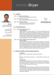 best resume format for students detail information in best resume formats best resume template