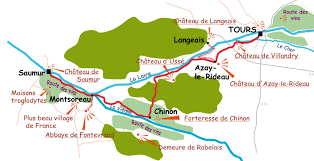 Map A Bike Route by Cycling Accommodation And Cycling Holidays In France