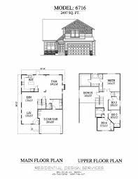 residential home plans exle6716