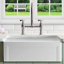 kitchen design ideas white porcelain kitchen sink commercial