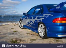 subaru wrx hatchback modified subaru wrx stock photos u0026 subaru wrx stock images alamy