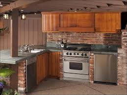backyard kitchen ideas kitchen outdoor barbecue island outdoor kitchen steel framing