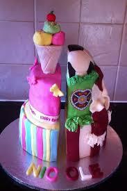 football birthday cakes rangers u0026 celtic hearts u0026 hibs