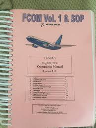 fcom boeing 737 400 100 images avsim flight simulation s