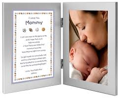 new mom personalized newborn gift mommy gift from son