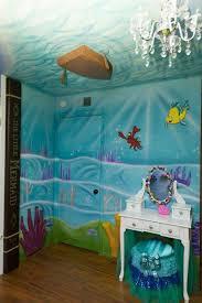 The Little Mermaid Vanity Addison U0027s Little Mermaid Room Under The Sea Addison Brooke