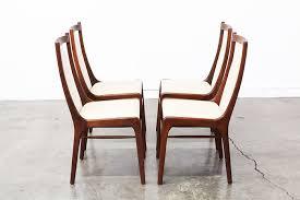 Modern Walnut Dining Chairs Mid Century Modern Dining Chairs Vintage Mid Century Modern Walnut