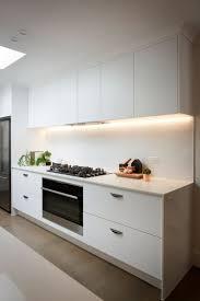 splashback ideas white kitchen kitchen all white quartz countertop and tiled backsplash for the