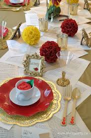 22 best beauty and beast party images on pinterest beauty and f45d1e08c5246c1ce21ce6a752f17a44 page table themed birthday parties jpg