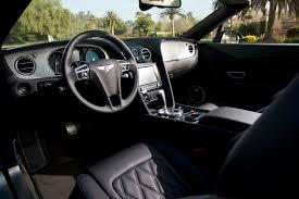 bentley steering wheel at night 2014 bentley continental gt v8 s first test motor trend