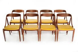 Danish Modern Dining Room Set Danish Modern Dining Chair Set Danish Teak Classics