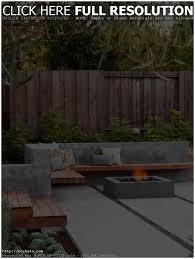 Concrete Backyard Ideas by Backyards Compact Houzz Backyard Houzz Outdoor Decks Backyard