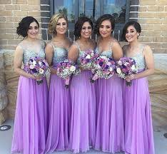silver wedding dresses for brides purple and silver wedding ideas 11 bridesmaid dresses lavender