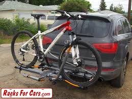 audi bicycle kuat nv 2 bike tray hitch rack racks for cars