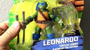 ninja turtle spirit halloween teenage mutant ninja turtles leonardo action figures with katana