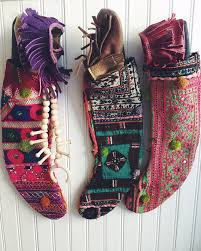 bohemian christmas stockings by cloud9jewels handmade etsy