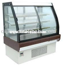 image of wall mounted glass kitchen cabinet doorsglass door