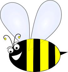 bee clipart honey bee clipart