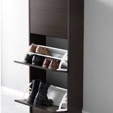 bissa shoe cabinet with 3 compartments ikea bissa shoe cabinet 3 compartments pair 50 1212yes