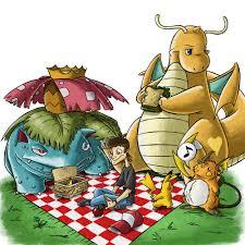pokemon picnic by jackster3000 on deviantart