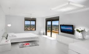 minimalist bed designs in contemporary bedroom interiors