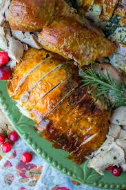 butter roasted turkey the food charlatan