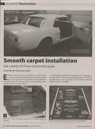 smooth carpet