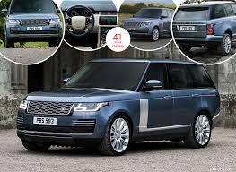 modified land rover 2018 range rover caricos com