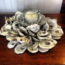 oyster shell centerpiece things i u0027ve made pinterest shell