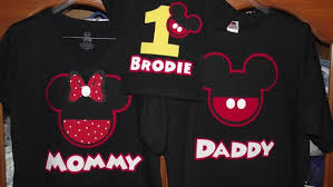 mickey mouse birthday shirt mickey mouse disney inspired birthday age t shirt