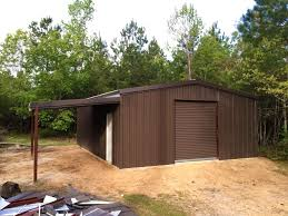 Small Metal Barns Metal Buildings U0026 Roofing Pollak Lufkin Tx Mcknight Construction