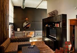 Modern Interior Design Los Angeles Flow Modern Interior Design Industrial Living Room Los