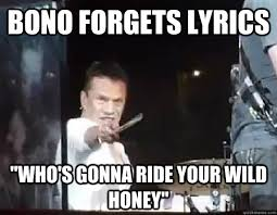 Larry Meme - introducing new meme angry larry mullen junior u2 feedback