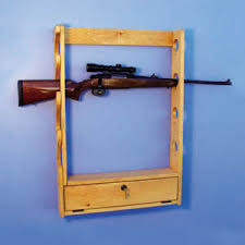 Free Wooden Gun Cabinet Plans Guide To Get Wooden Gun Cleaning Box Plans We Have Sample Img