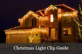 Outdoor Chrismas Lights Decorating Ideas