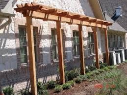 The  Best Small Pergola Ideas On Pinterest Wooden Pergola - Backyard pergola designs