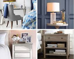 Bedside Table Ideas 7 Stylish Bedside Table Decor Ideas Pottery Barn