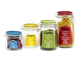 uncategories sugar container orange canisters 4 piece canister
