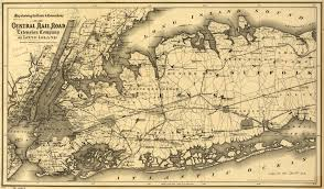 Map Of Long Island New York by Lirr Maps