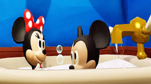 Mickey And Minnie Mouse Bedroom Set Bathroom Gorgeous Stunning Blue Entrancing Mickey Mouse Bathroom