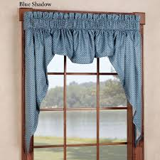 swags for living rooms fancy curtains double swag shower curtain